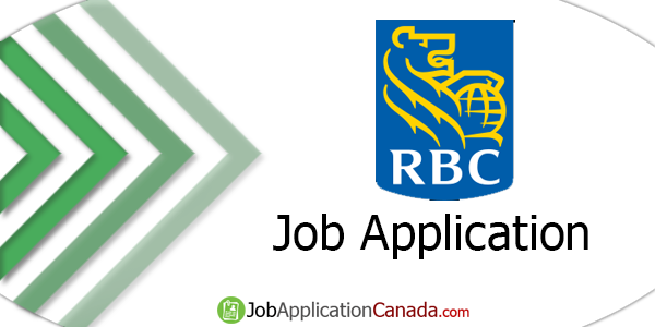 RBC Job Application