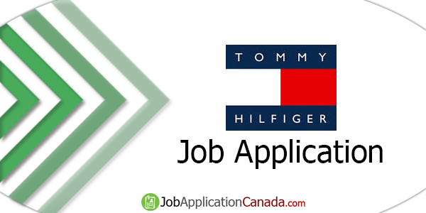 Tommy Hilfiger Job Application