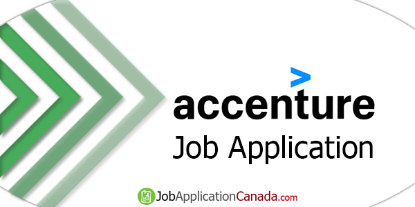 Accenture Job Application