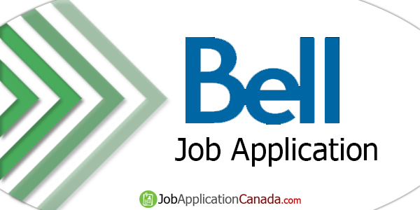 Bell Canada Job Application