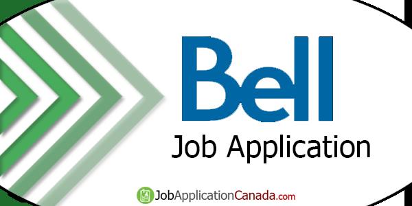 Bell Canada Job Application