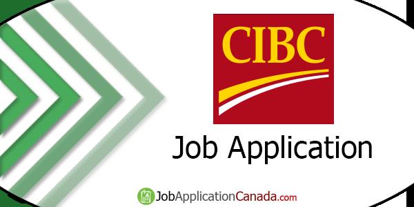 CIBC Job Application