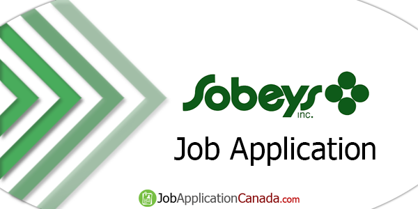 Sobeys Job Application