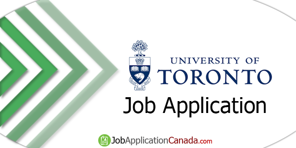 University of Toronto Job Application