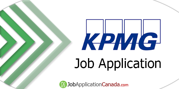 KPMG Job Application