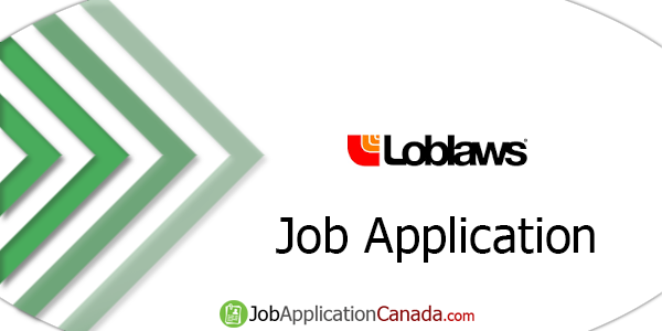 Loblaws Job Application