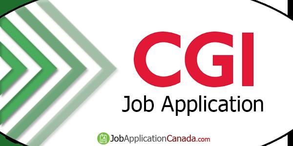 CGI Job Application